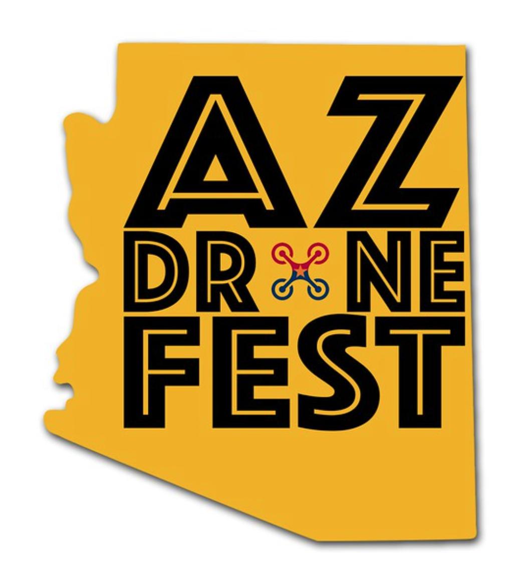 AZ Drone Fest Logo