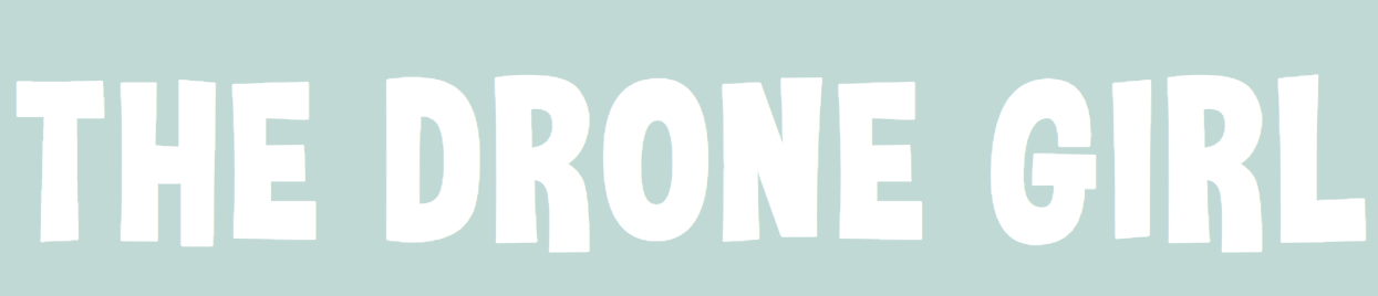 The Drone Girl Logo