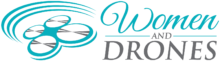 Women and Drones Logo