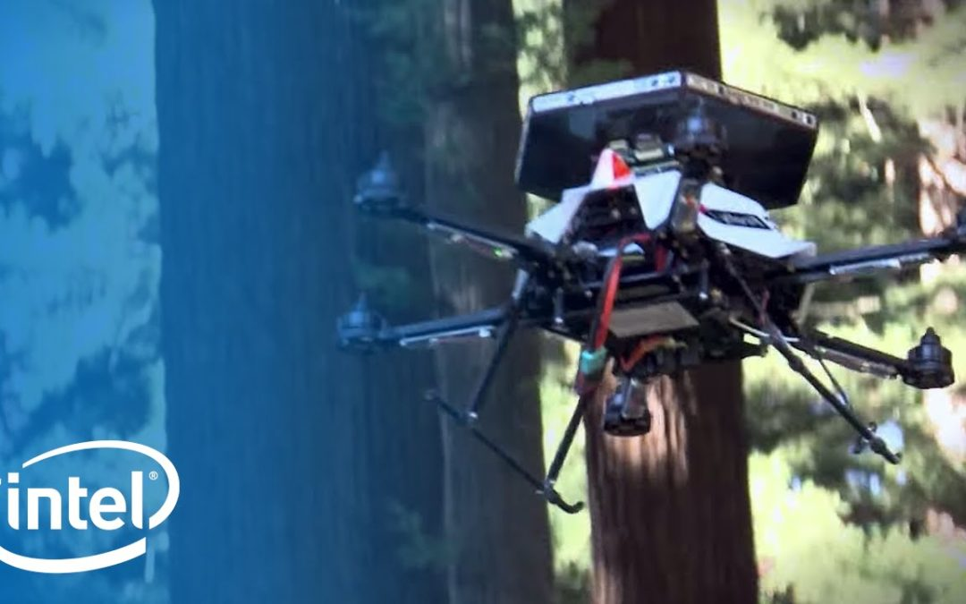 Intel acquires German drone company Ascending Technologies
