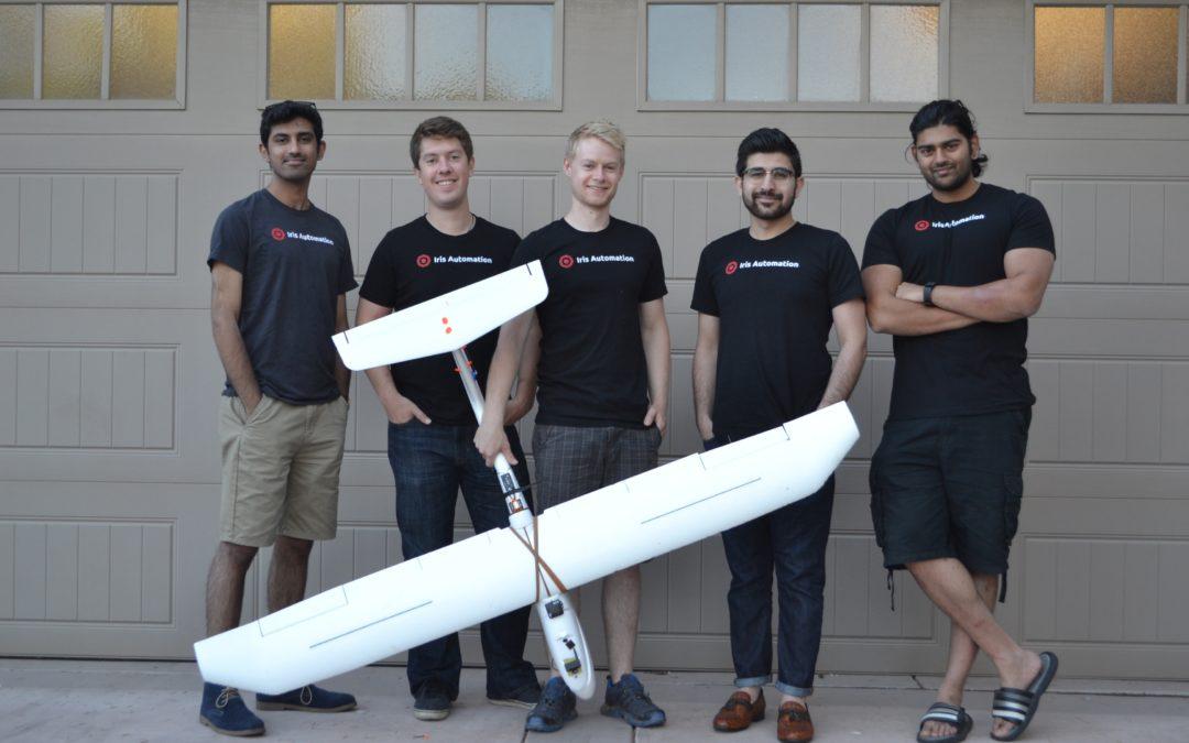 Iris Automation to advance autonomous industrial drones