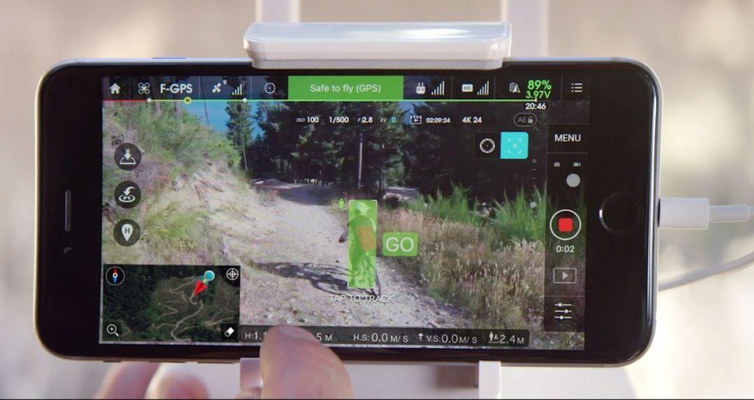 Movidius and DJI team up on vision-based autonomy