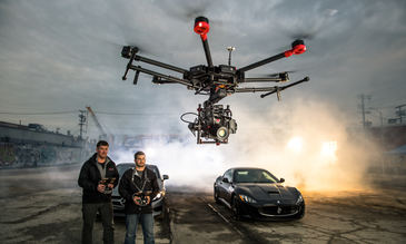 DJI brings photography and cinematography to new heights