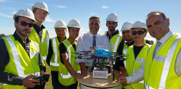 Drone delivery comes to Australia