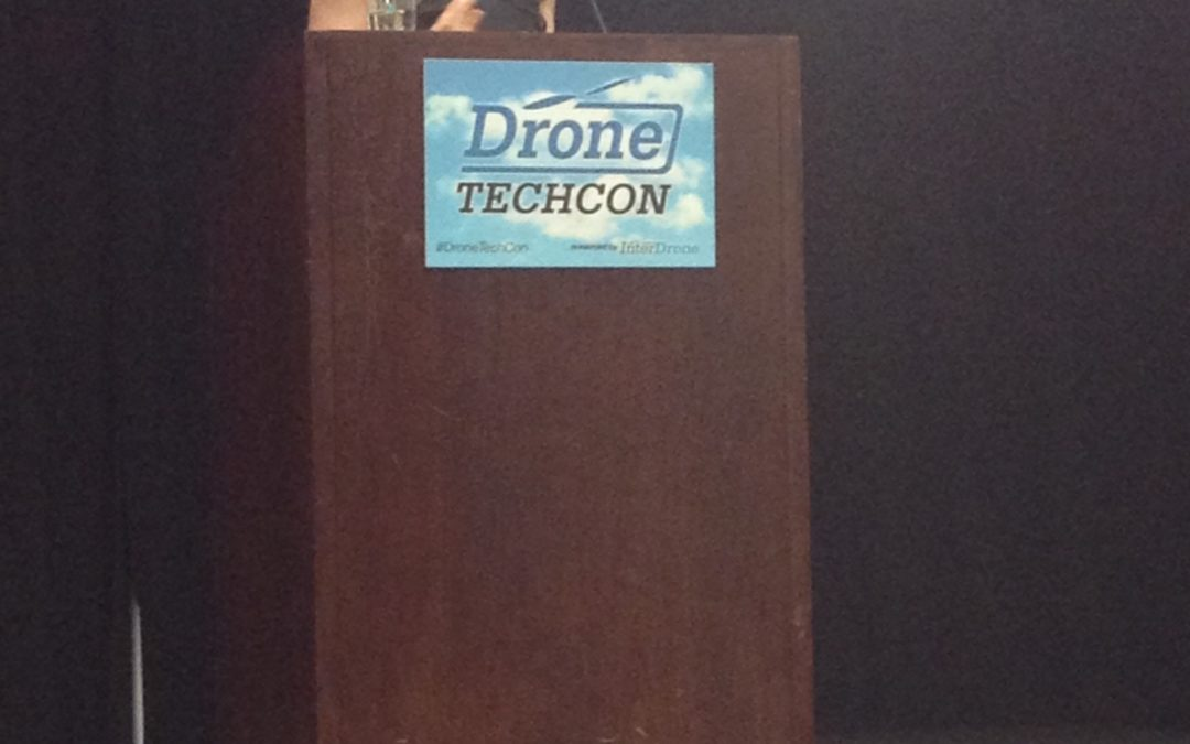 Drone TechCon: Drone innovators and policy makers have to work together