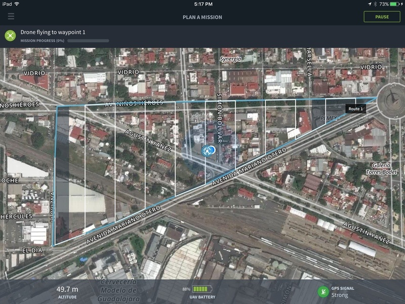 Skycatch gives DJI the ability to create maps and 3D models