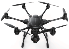 Yuneec's Typhoon H drone now available for preorder