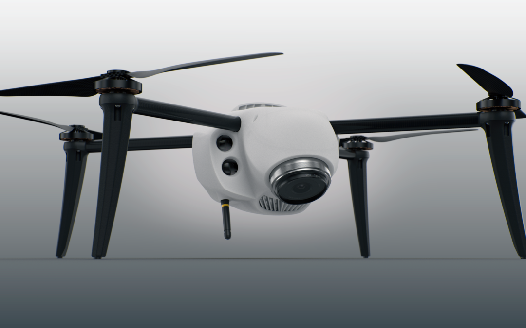 Kespry launches the Kespry Drone 2.0