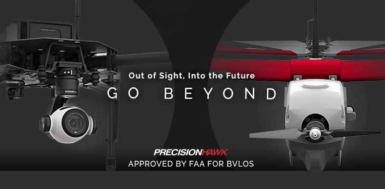 PrecisionHawk granted beyond line of sight operations