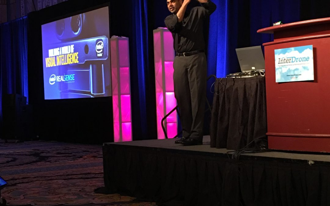 InterDrone triple keynote: Amazon Prime Air, Intel, and the future of drones