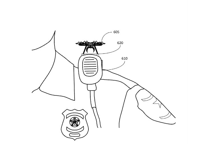 Amazon patents voice-controlled miniature drone