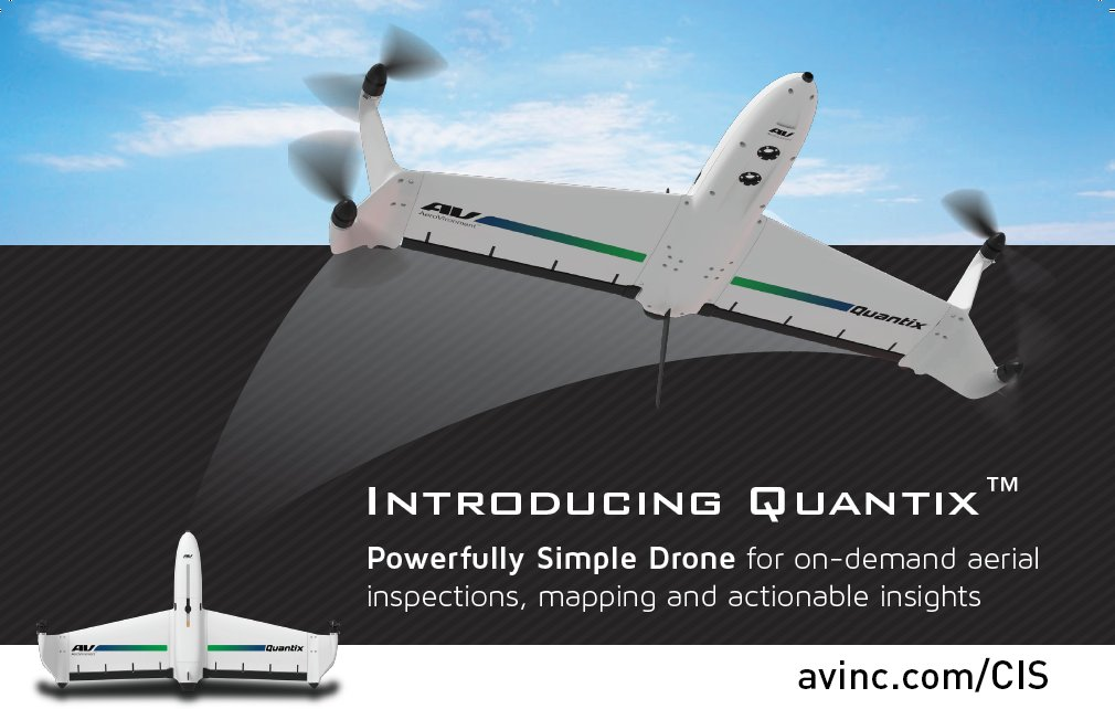 AeroVironment announces new commercial information solution