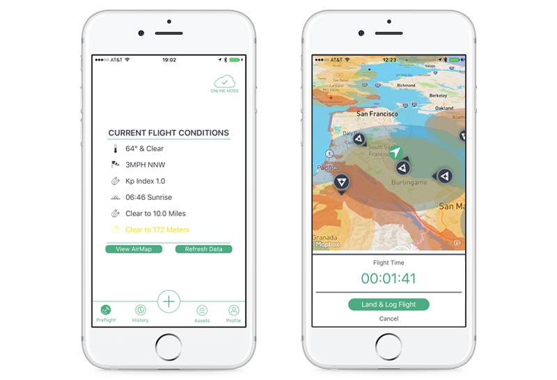 AirMap opens APIs to drone developers