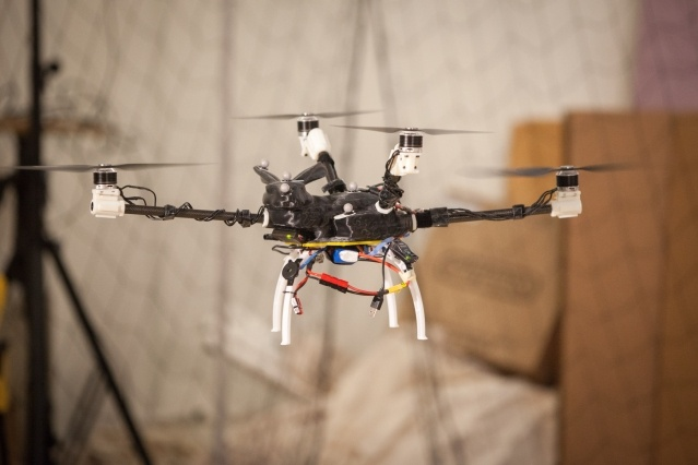 Build your own custom drone with MIT CSAIL