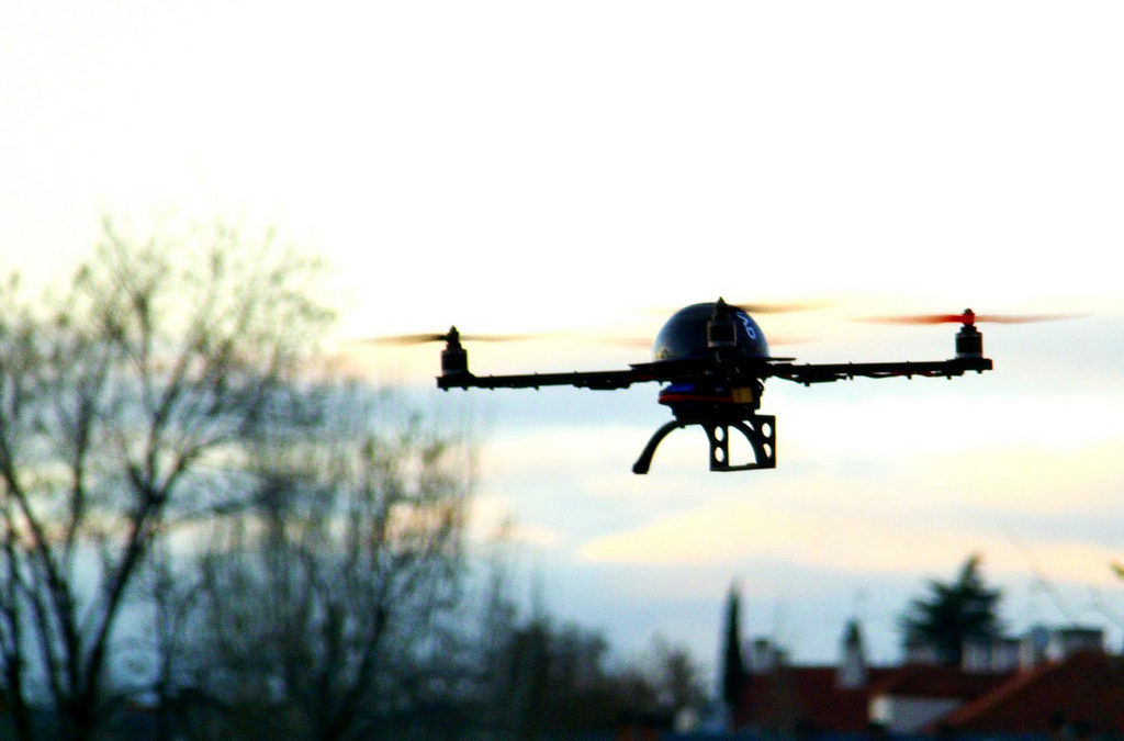 The Widening Regulation Gap for Commercial Drones