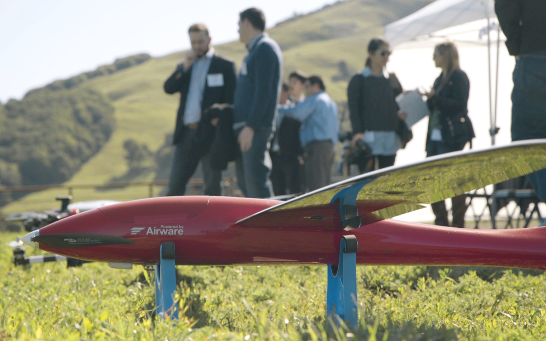 Airware unveils operating system for commercial drones