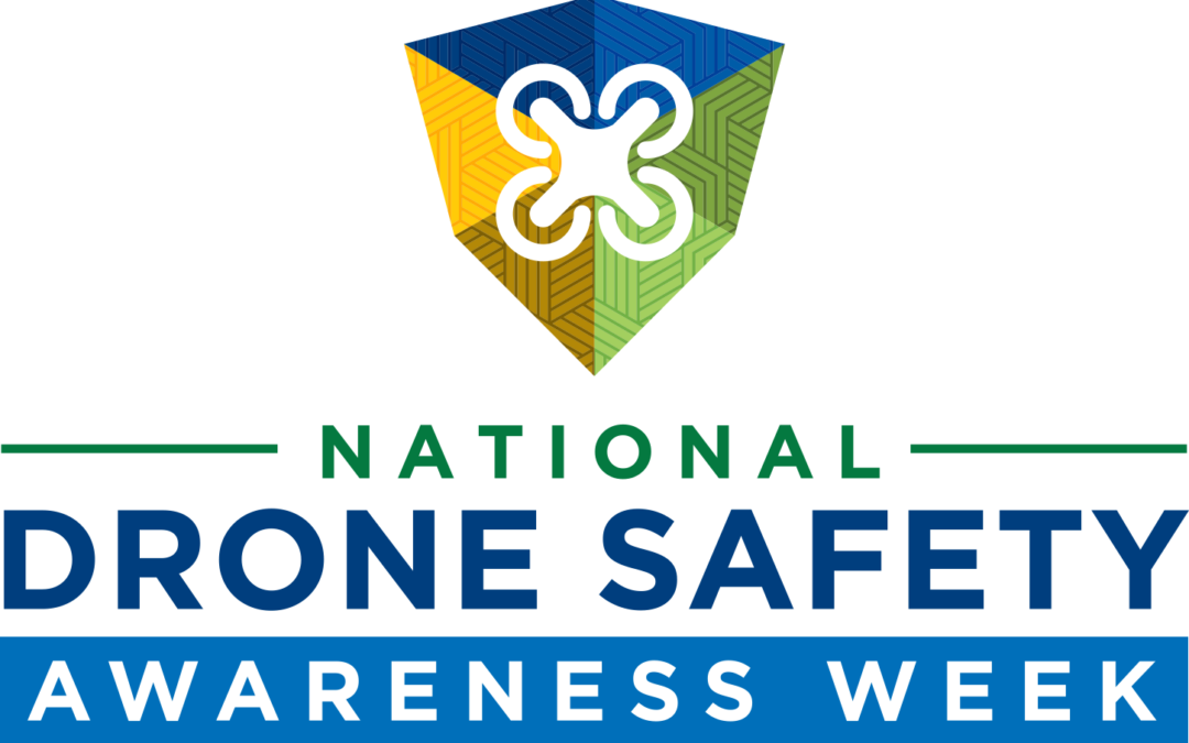 The FAA invites the public to participate in National Drone Safety Awareness Week