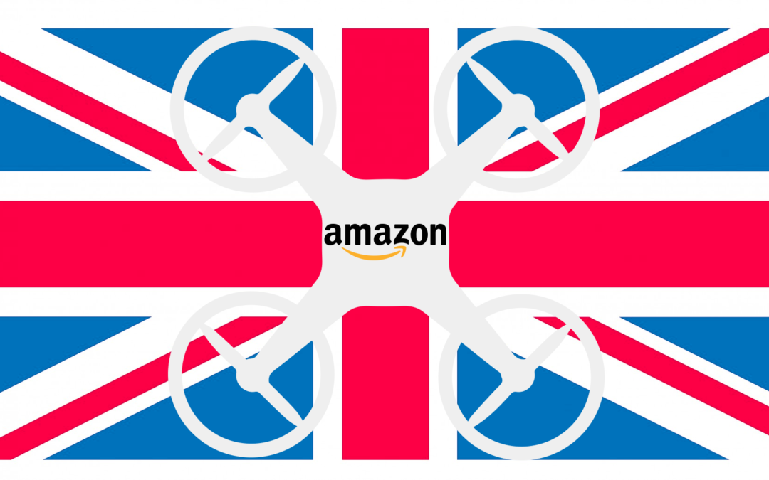 Amazon Secures Partnership with British Government for Delivery Drones