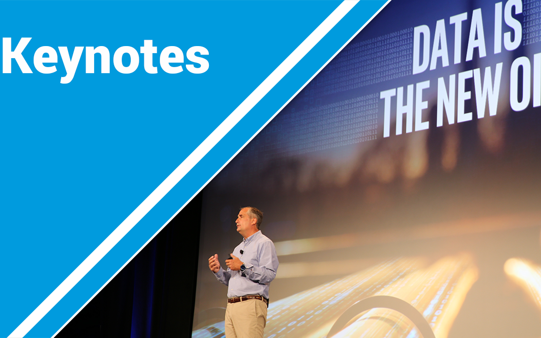"Intel CEO Brian Krzanich Proclaims Drone ""Data is the New Oil"" at InterDrone"