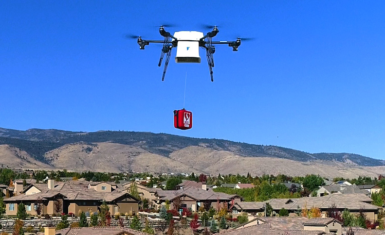 FAA releases policy proposal for certifying certain drones for delivery