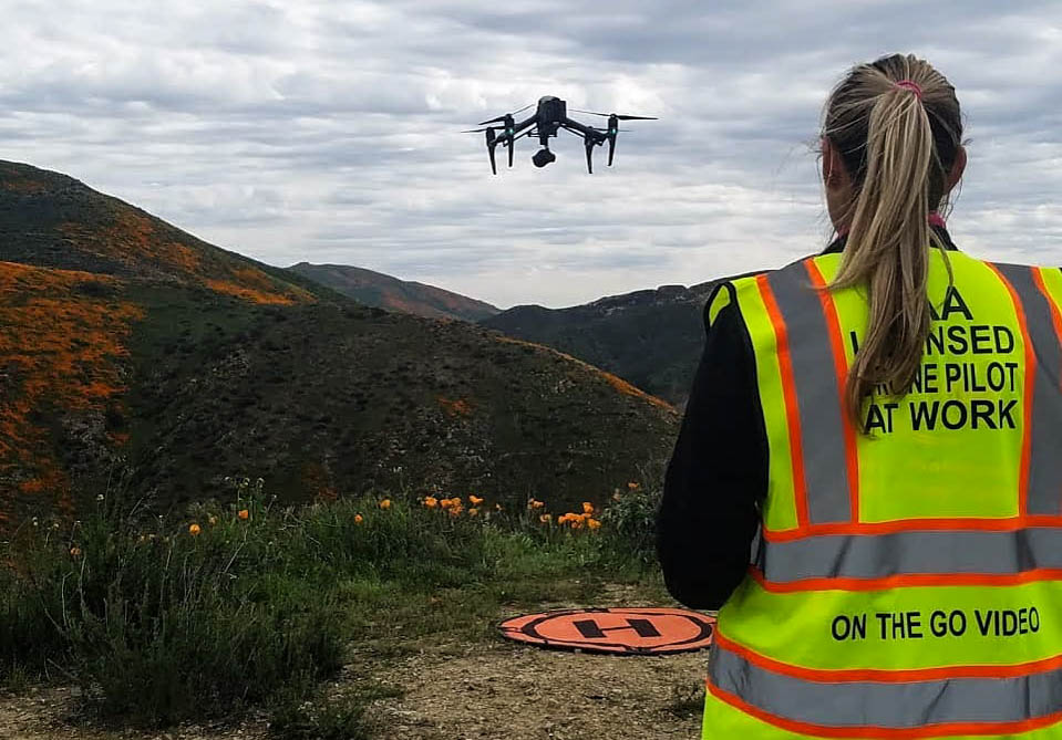 InterDrone Interview: Desiree Ekstein of On the Go Video
