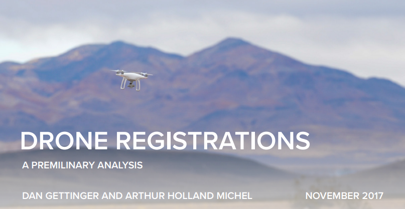 FAA Drone Registration Database Gives Comprehensive View on the Scope of Commercial Drone Use