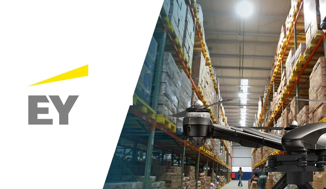 EY Institutes Drone Use in Manufacturing and Retail Warehouse Audits