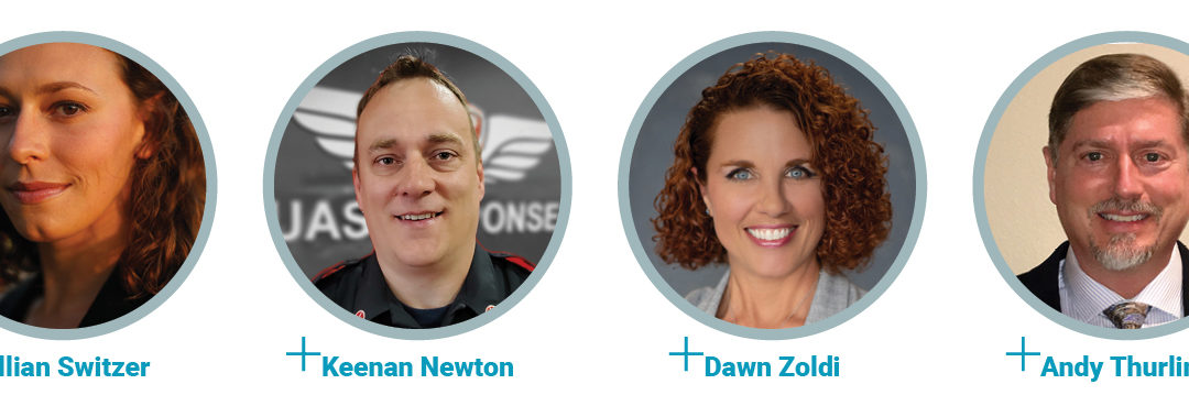 4 New Members Added to the InterDrone Industry Advisory Board