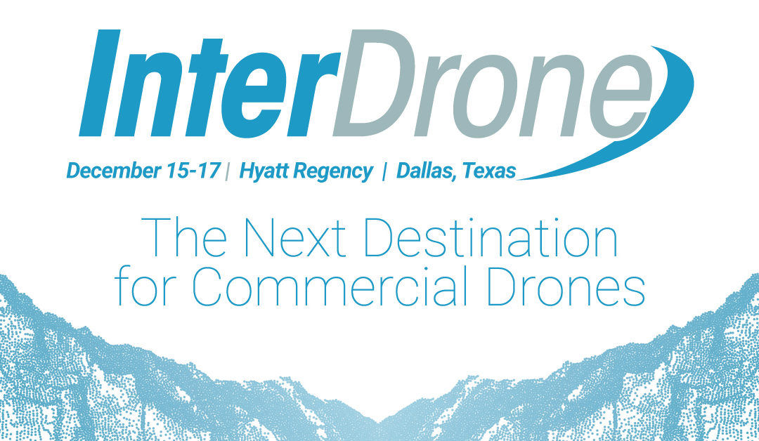 InterDrone 2020 Postponement – New Dates Announced!