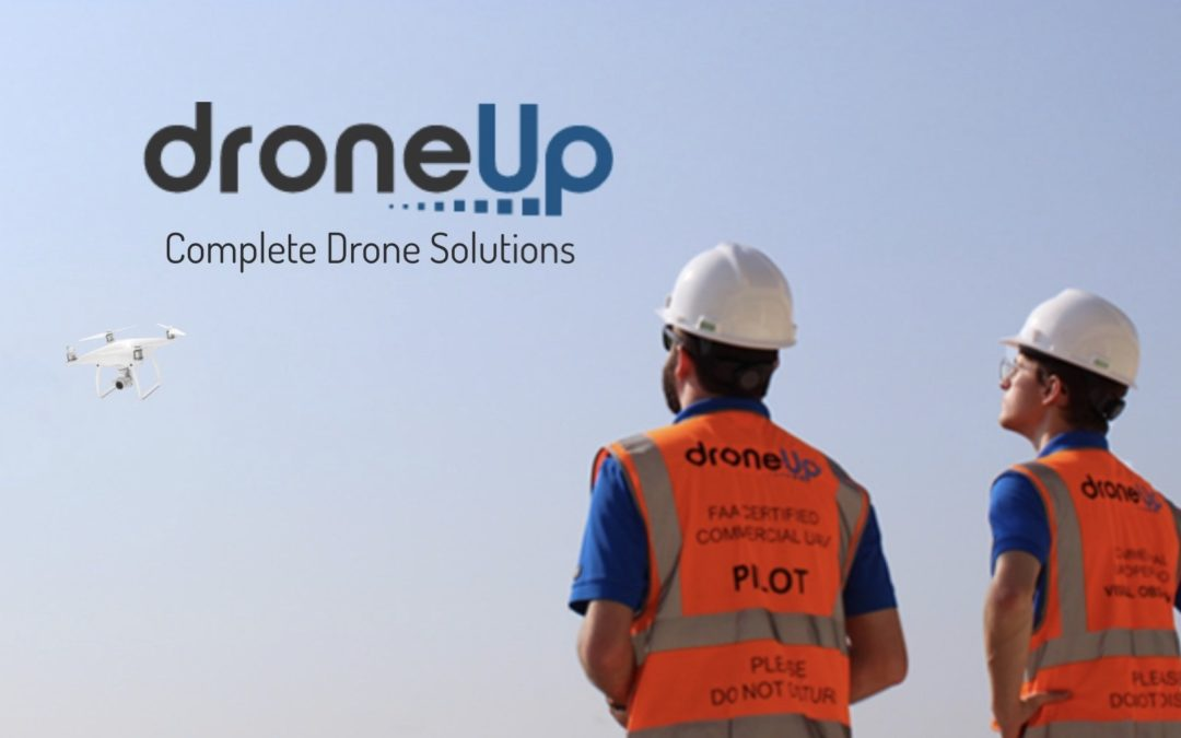 DroneUp kicks off their UAS program with the state of Connecticut