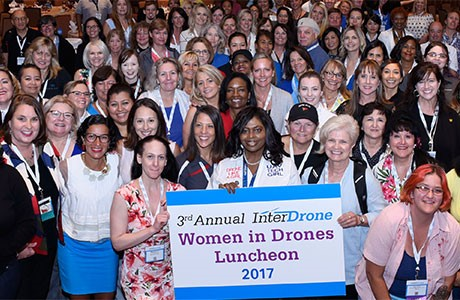 Fourth Annual Women in Drones Networking Event Planned for InterDrone