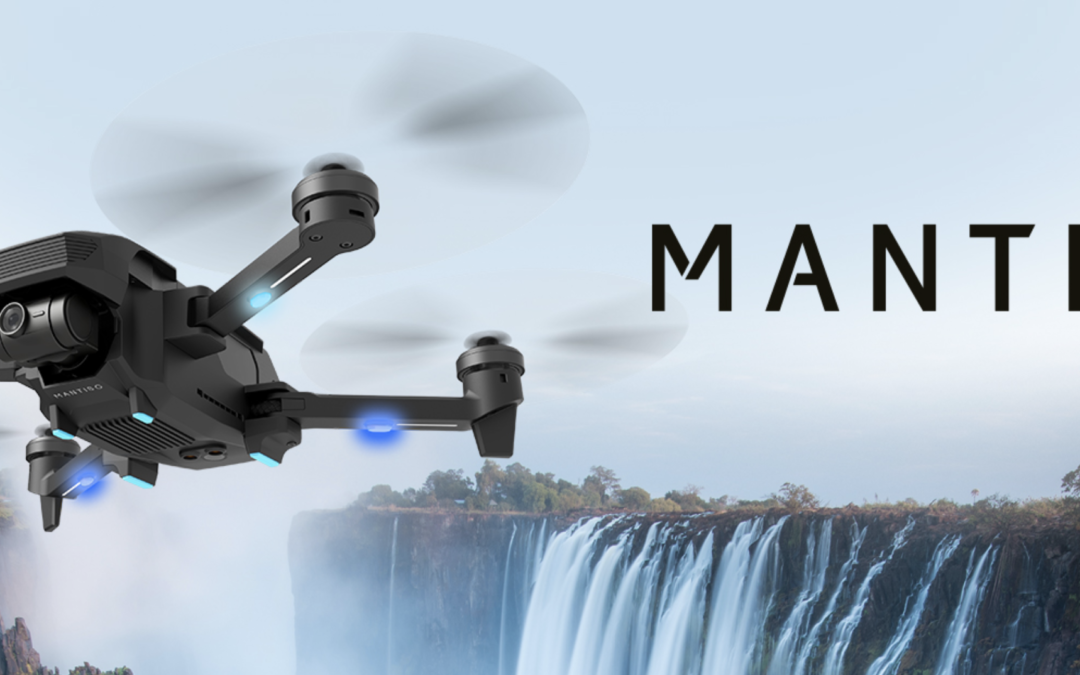 Yuneec introduces new gimbal-stabilized 4K Mantis G drone aimed at consumers