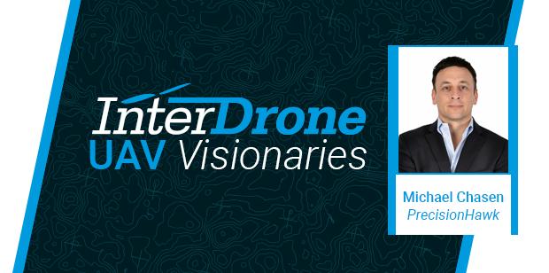 UAV Visionaries: Michael Chasen