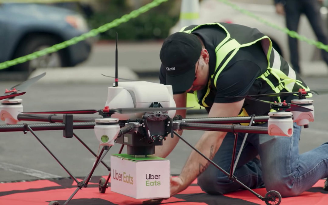 FAA urged to approve drone delivery