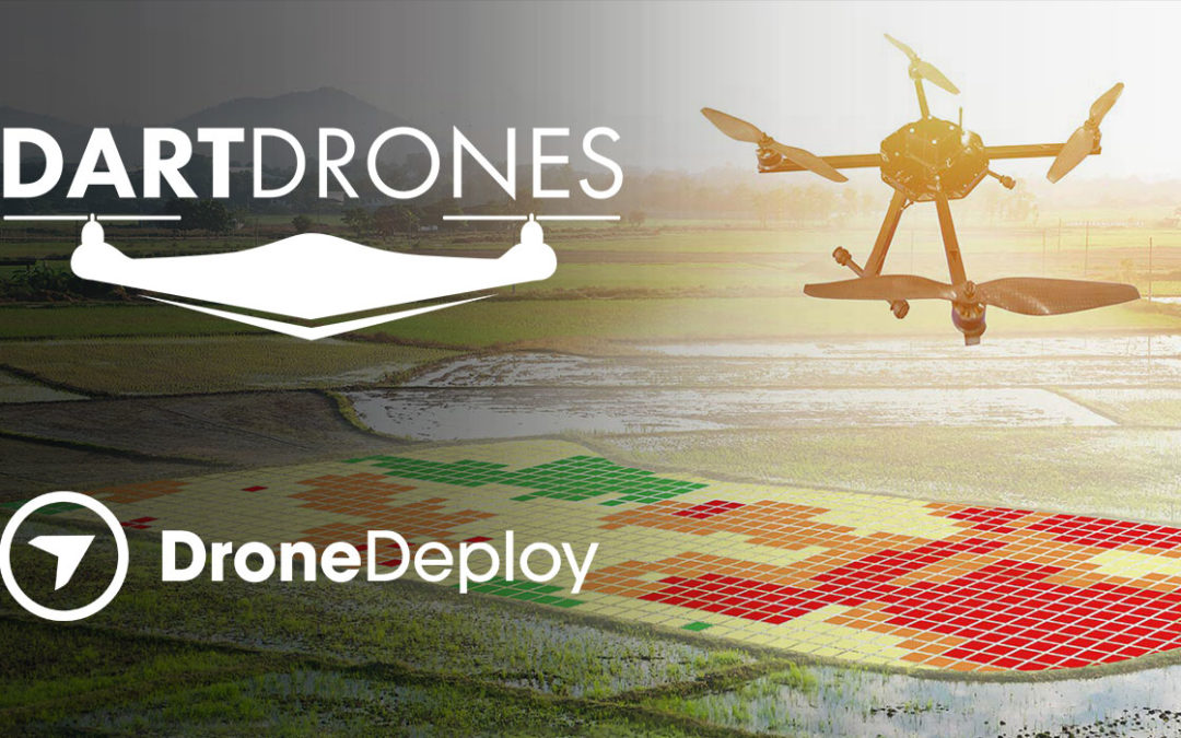 DARTdrones and DroneDeploy Launch Drone Mapping Training Program