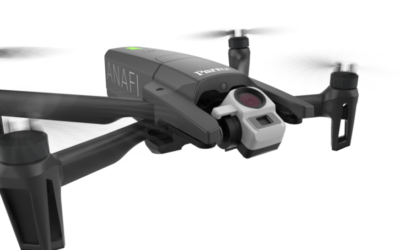 Parrot unveils ANAFI Thermal with FLIR camera