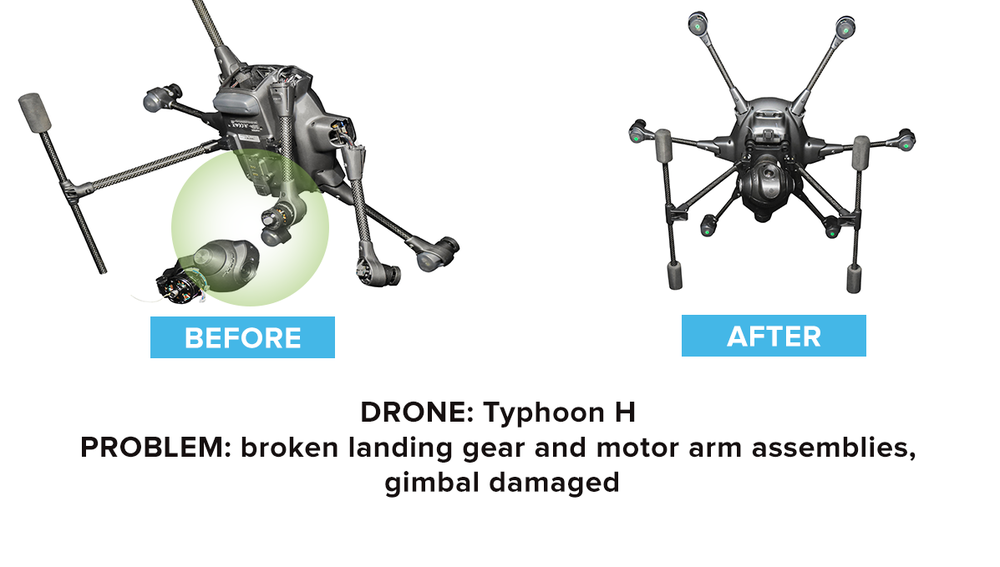 Commercial Drone Repair Service Launched by Fortress UAV