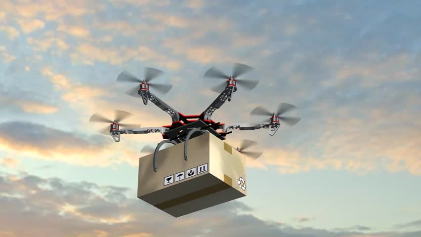 5 Challenges That the Drone Delivery System Should Overcome
