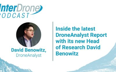 Episode 52: Inside the latest DroneAnalyst Report with its new Head of Research, David Benowitz