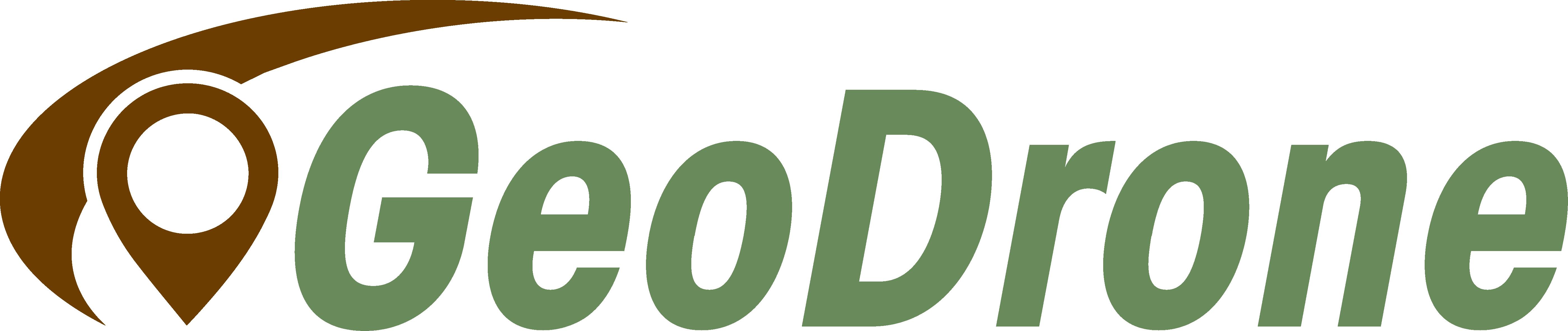 GeoDrone Logo - InterDrone 2020