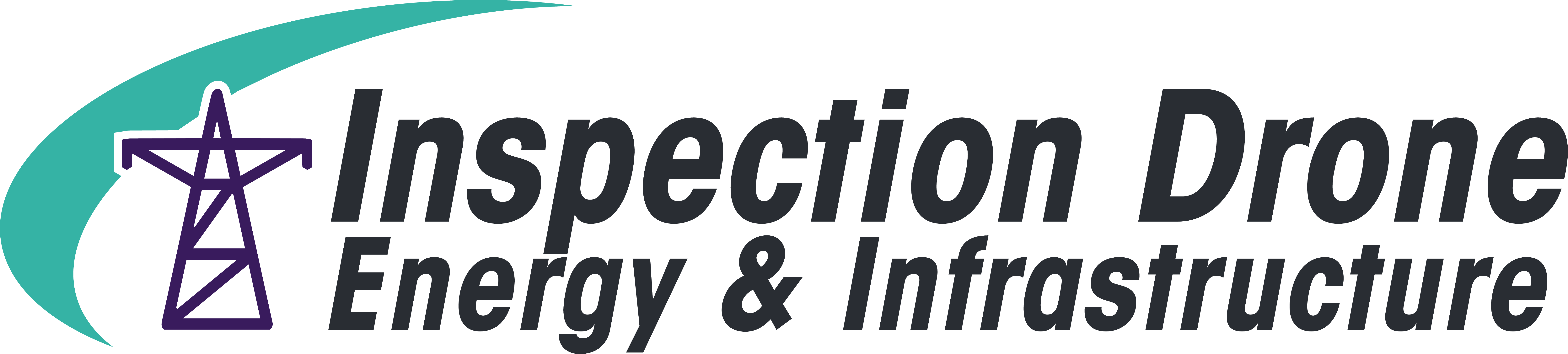 Inspection Drone Logo - InterDrone 2020