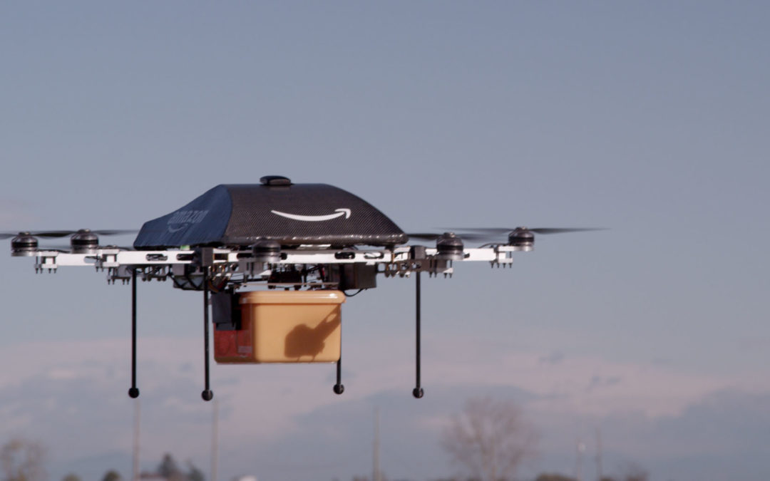 FAA gives Amazon approval to operate its Prime Air delivery fleet