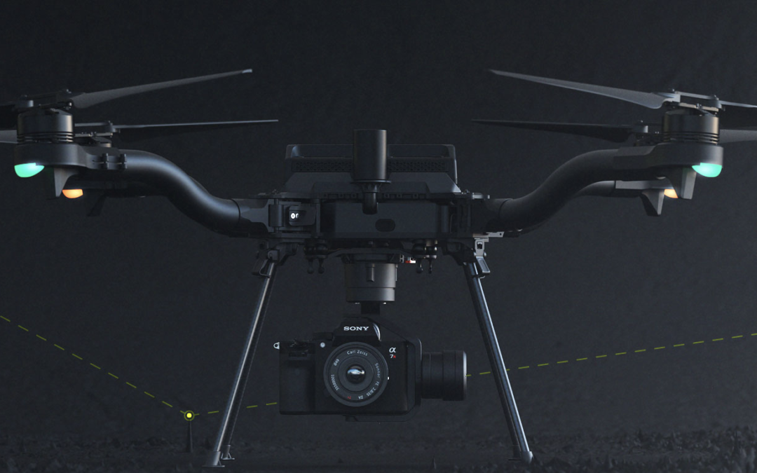 Freefly Systems and Auterion announce Astro, their new enterprise drone solution