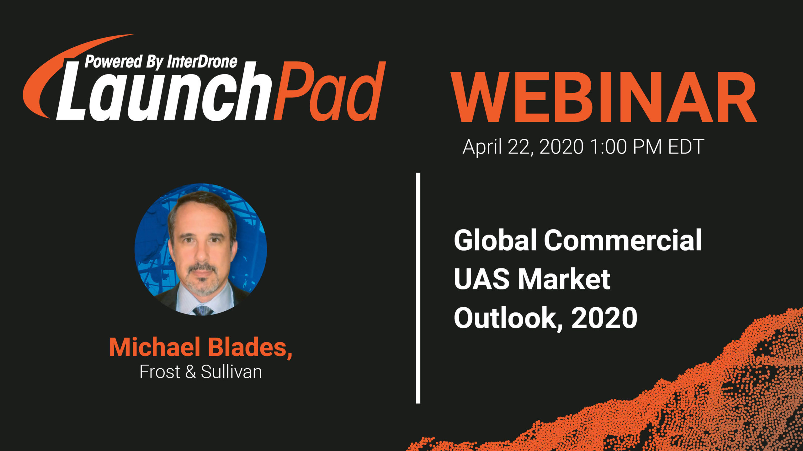 global-commercial-uas-market-outlook-2020-interdrone-webinar-with-michael-blades-of-frost-sullivan