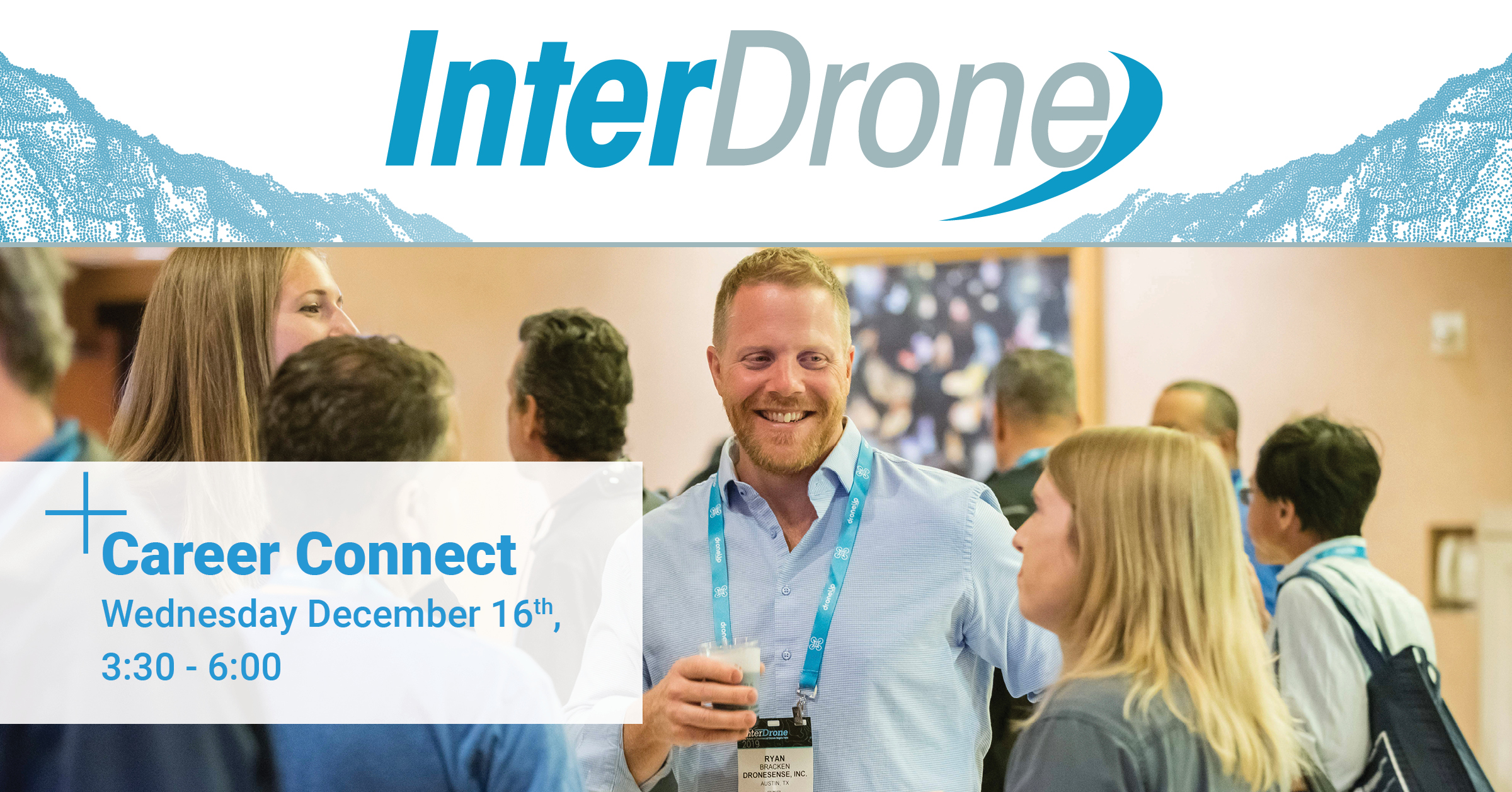 InterDrone Career Connect 2020