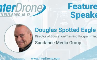 Douglas Spotted Eagle, SMG | InterDrone Speaker Spotlight