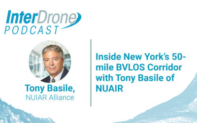Episode 66: Inside New York's 50-mile BVLOS Corridor with Tony Basile of NUAIR