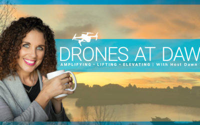 "InterDrone Launches ""Drones at Dawn"" Podcast – Amplifying the Voices Who are Making a Difference in the UAM/AAM Industry"