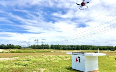 Hogan Lovells helps American Robotics get first approval by the FAA to automate drones without humans on-site