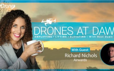 Drones at Dawn | Episode 2: Richard Nichols, Airwards
